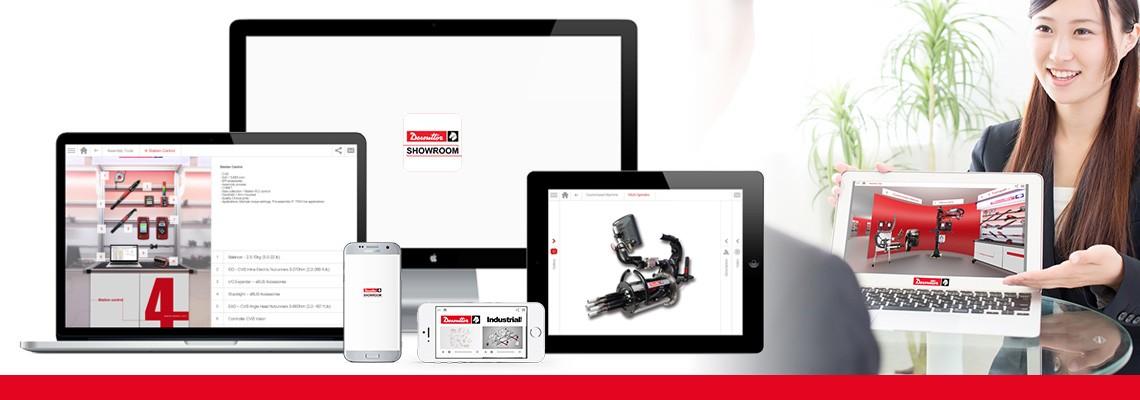 ショールームアプリをダウンロードして、アセンブリ・ドリルソリューションの画像と動画をご覧ください。Desoutterは、オフラインでも、いつでもお客様をお手伝いいたします。