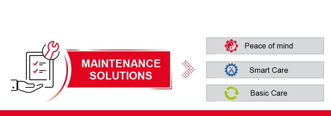 ご使用の産業工具の故障率の減少、工具寿命の延長、稼働率・生産性・効率の向上には、当社のメンテナンスソリューションをご利用ください。