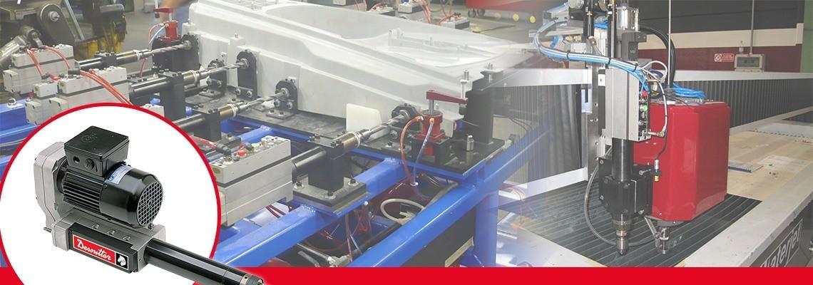 Desoutter Toolsは、機械や工程に簡単に統合できるオートフィードドリル(AFD)とタッパーを製作しています。高性能のモジュール設計。見積をご依頼ください!